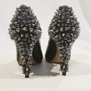 Sam Edelman Spiked Heels - Size 8